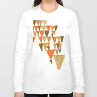 klimt Long Sleeve T-shirts featuring New Klimt inspired by Angela Capacchione