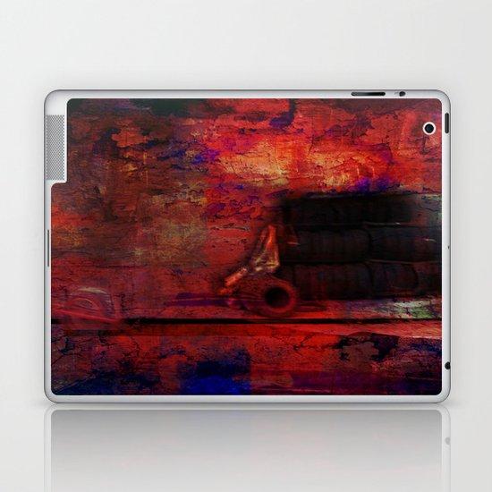 Tires ~ Abstract Laptop & iPad Skin