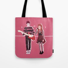 grunge kids Tote Bag