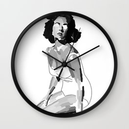 Eulogy Wall Clock