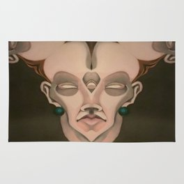 The 3rd eye Rug