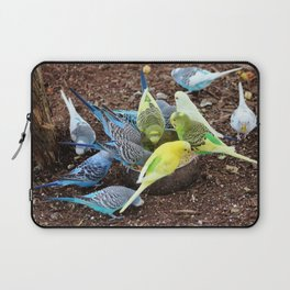 Budgie Dive-In Laptop Sleeve