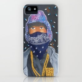 O-X-Y-M-ORON iPhone Case