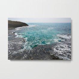 Dor HaBonim Beach Reserve Metal Print
