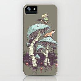 Elven Ranger iPhone Case