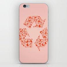 Organ Donation iPhone & iPod Skin