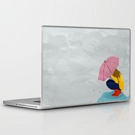 Puddles Laptop & iPad Skin