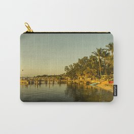 Key Largo Gold Carry-All Pouch
