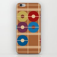 alchemy iPhone & iPod Skins featuring Cooper Alchemy by Ramon J Butler-Martinez