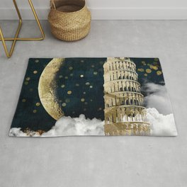 Cloud Cities Pisa Rug