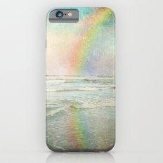 Rainbow Bright iPhone 6s Slim Case
