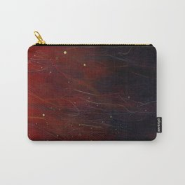Red Storm Carry-All Pouch