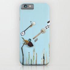 The  rose sleeping iPhone 6s Slim Case