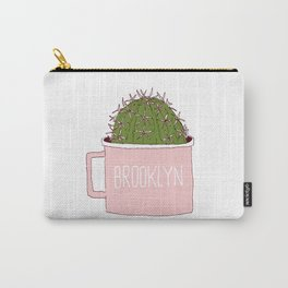 Brooklyn Cactus Carry-All Pouch