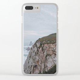 Cabo da Roca Clear iPhone Case