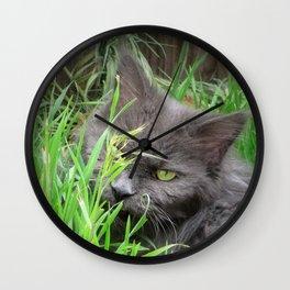 Herself Wall Clock