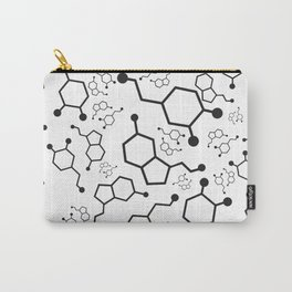 Serotonin and Dopamine Carry-All Pouch