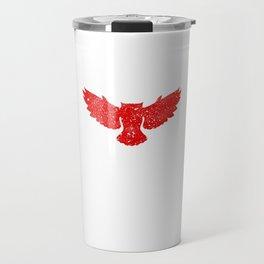 Protect The Burrowing Owls 2 Travel Mug