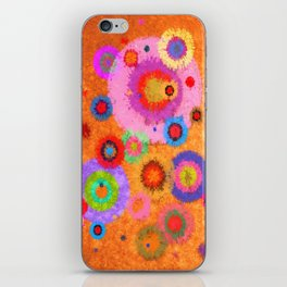 Abstract #427 iPhone Skin