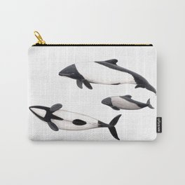 Commerson´s dolphins Carry-All Pouch