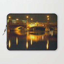 Moltke-Bridge at the river Spree in Berlin Laptop Sleeve