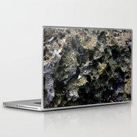 rocky Laptop & iPad Skins featuring Rocky by C. Wie Design