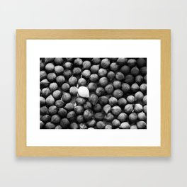 There can be only One Framed Art Print