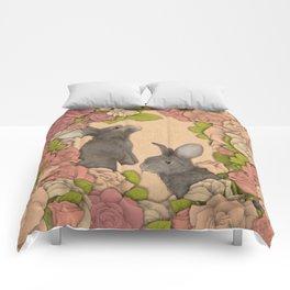 Rosie Rabbits Comforters