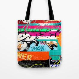 Inventory of Space Tote Bag