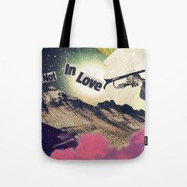 Not In Love Tote Bag