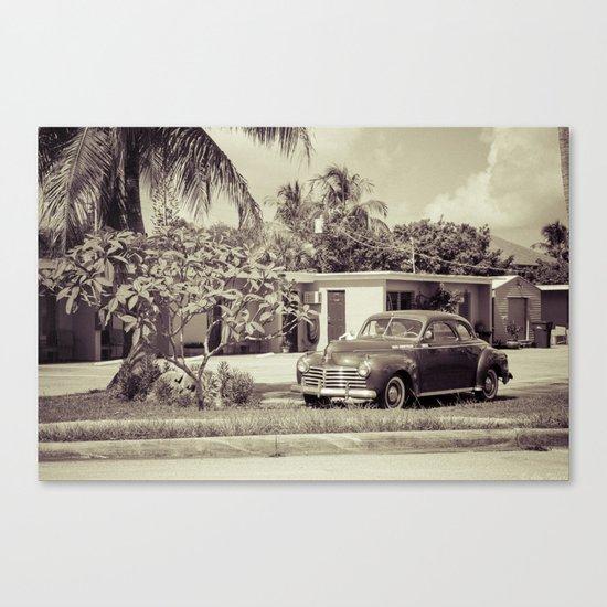 1941 Chrysler Canvas Print