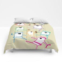 Karate Comforters