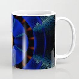 Nightshade Abstract Coffee Mug