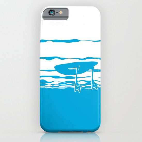 Partly Ducky iPhone & iPod Case