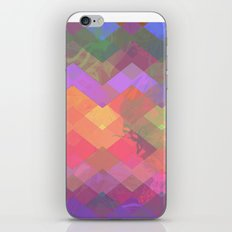 Color Wave iPhone & iPod Skin
