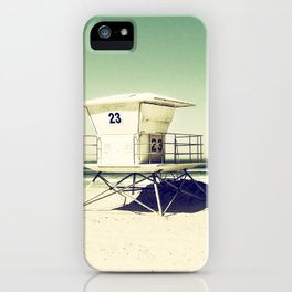 Tower 23 iPhone Case