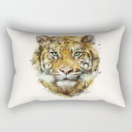 Tiger // Strength Rectangular Pillow