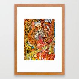 Goldspot | Limited Edition of 50 Prints Framed Art Print