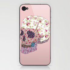 Liberty Skull iPhone & iPod Skin