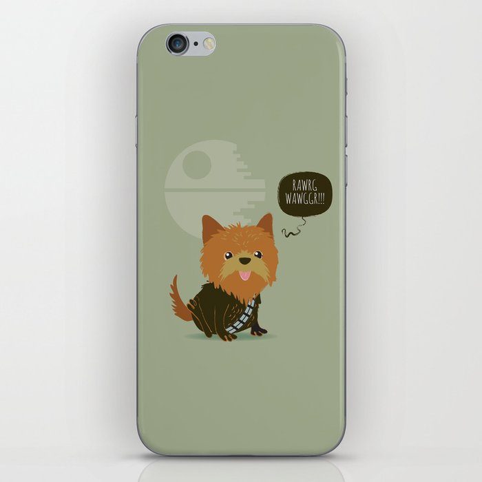 Wookshire iPhone Skin