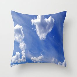 perfect day Throw Pillow