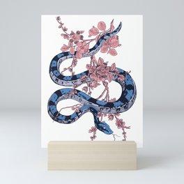 Jungle Snake Mini Art Print
