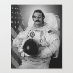 Bill Murray is an Astronaut  Canvas Print