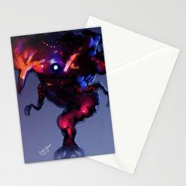 Tripod Mutated Specie Stationery Cards