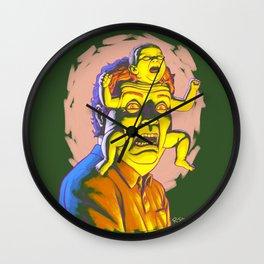 Babyface (Obviously) Wall Clock