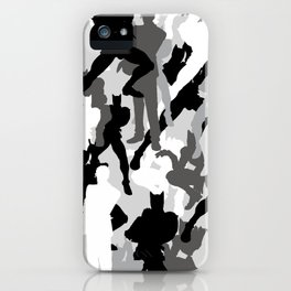 Jojo Killer Queen Camo iPhone Case