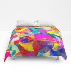 Flower carpet(56) Comforters
