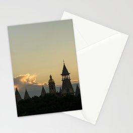 Baylor University Sunset Stationery Cards