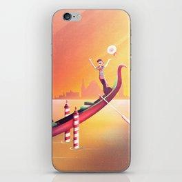 Venice Seesaw iPhone Skin