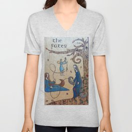 The Fates Unisex V-Neck
